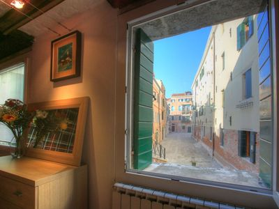 Photo for CASTELLO - APARTMENT 5/6 PEOPLE WITH CANAL VIEW & WIFI