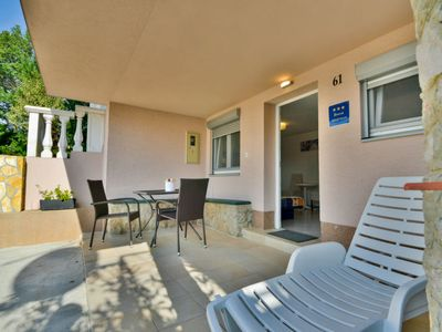 Photo for Apartment J&N in Karlobag - 4 persons, 1 bedrooms