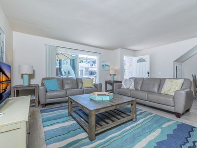 Photo for Beach Close Family Vacation Beach Home (lower unit)