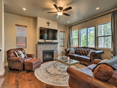 Photo for NEW! Flagstaff Townhome w/ Patio, 3 Mi to Downtown