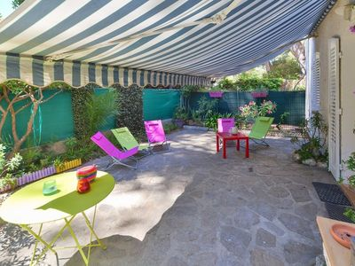Photo for 2 bedrooms apartment duplex with garden  -  Hyères