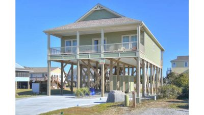 Photo for Brand New,Excellent Location 4 BR/2 BA Home-Spectacular Ocean Views-Sleeps 11