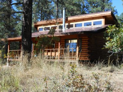 Photo for La Plata Mountains Cabin - Nestled in the Pines -  Mesa Verde