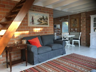 Photo for Detached House in the picturesque Noord Holland, the beach