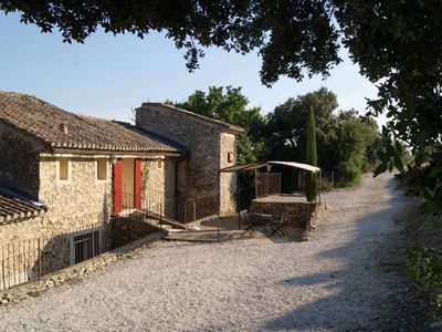 Photo for Holiday rentals in countryside in the heart of Provence, very nice, very quiet
