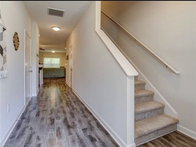 Photo for Cozy, Quiet and Well Appointed Dual Master w/  2.5 ba Townhome 4 miles to GSO!!