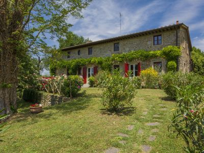 Photo for Vacation home La Forra  in Vicchio, Florence Countryside - 12 persons, 6 bedrooms