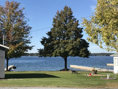 Photo for Thousand Islands Cottage on the Beautiful St. Lawrence River, Boat Dock Included
