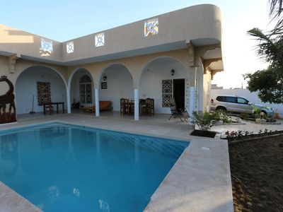 Photo for charming villa with pool
