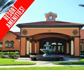 Photo for Near Disney World - Aviana Resort - Welcome To Relaxing 5 Beds 4 Baths Villa - 8 Miles To Disney