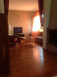 Photo for Tuscany, between Lucca and Pisa, a detached house with parking