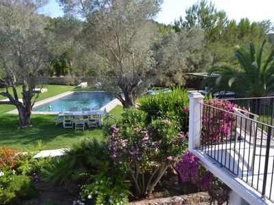 Photo for Villa for 12 people in the countryside in the pure style of Ibiza much privacy