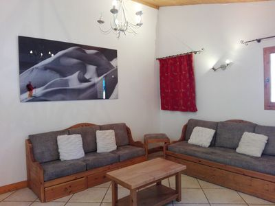 Photo for apartment/ flat - 3 rooms - 5/6 persons Luxury Apartment block Studio flat in a chalet