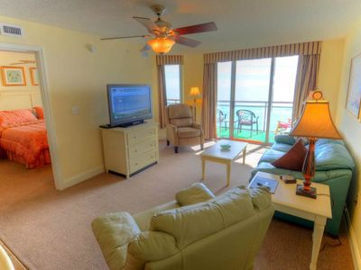 Photo for Bahama Sands -  507 Oceanfront 3 bedroom 3 bath Unit in the Heart of North Myrtle Beach