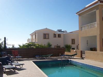 Photo for Luxury Spacious Apartment with Roof Garden and Sea and mountain Views.