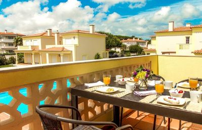 Photo for New! *Upupa House* The Perfect Getaway 2 BR charming apartment in Praia d'el Rey
