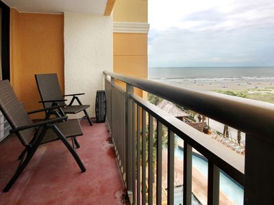 Photo for Newly Renovated Gorgeous condo on Golden Mile w/amazing view