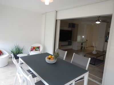 Photo for APARTMENT T2 STANDING, NEAR BEACH, LOW FORT -105 € / night-