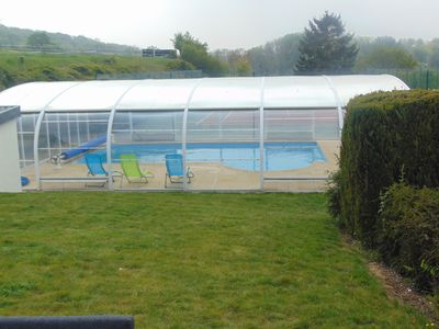 Photo for clubhouse with pool and private tennis court