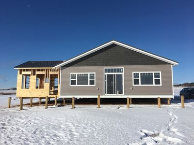 Photo for Newly Constructed 3 Bedroom Cottage Opening in July 2019.