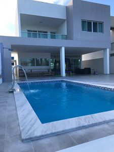 Photo for Beach house in gated community