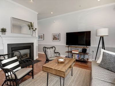 Photo for Lovely Capitol Hill Rowhouse with Parking-Near Metro
