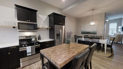 Photo for Beautifully Designed Townhome near Anheuser Busch   LEFT SIDE   JZ Vacation Rentals