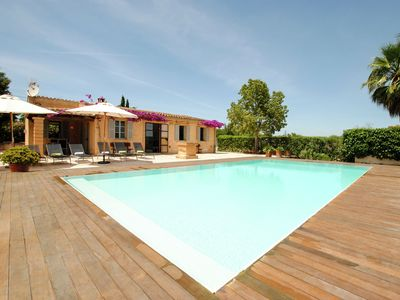 Photo for Charming Mansion in Manacor with Private Swimming Pool