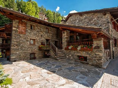 Photo for 1BR Cottage Vacation Rental in Arvier, Aosta