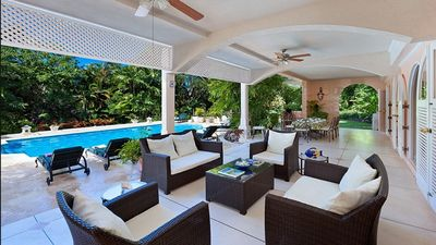 Photo for Sandy Lane Villa, Close To The Beach And With A Cook Service - Great Value