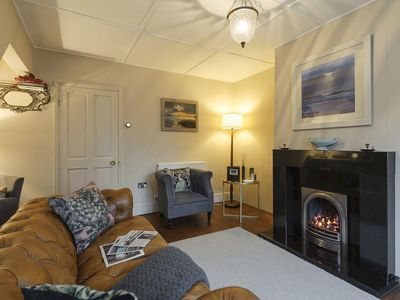 Photo for Stylish seaside luxury, recently refurbished - 5 mins to the Sea, 3 to town.