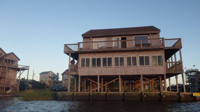 Photo for Spectacular Waterfront View On The Pamlico Sound