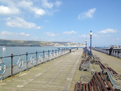 Photo for Victorian terrace family holiday home, Garden & Sea Views, 10 mins walk to sea