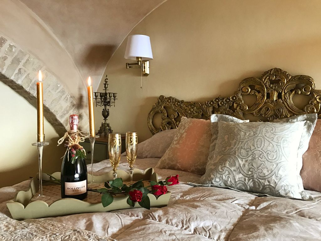 beautiful small bedrooms palazzo scarsini apartment 15th century homeaway 10224