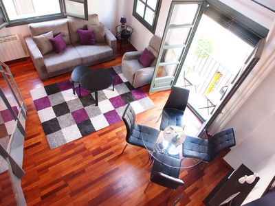 Photo for Stay Sleep & Jazz - Carrer Barca 2 bed 2 bath apt
