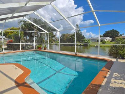 Photo for Lakeside House, 4 Bedrooms, Private Heated Pool, HDTV, Sleeps 8, WiFi