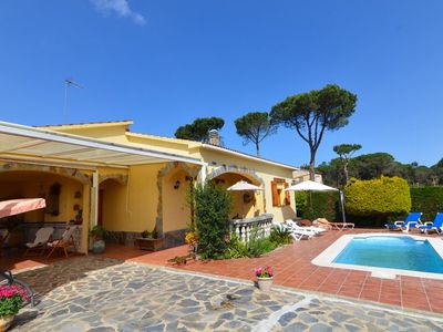 Photo for Club Villamar - Detached Holiday Villa Goliath in Lloret de Mar for 8 people with Private Swimmin...