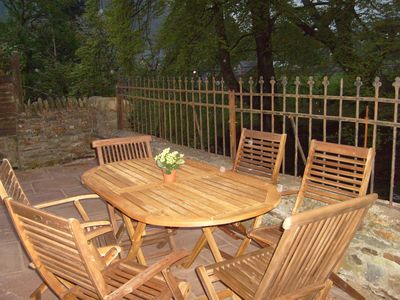 Photo for Cottage in Beddgelert with Private Patio And Parking