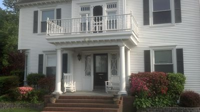 Photo for 25 Minutes From Both Rehoboth Beach And Lewes - With Built In Swimming Pool