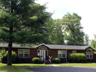 Photo for Cozy Creek @ Spring Brook Resort | Great 3 Bedroom | Large Deck & Close to Pool