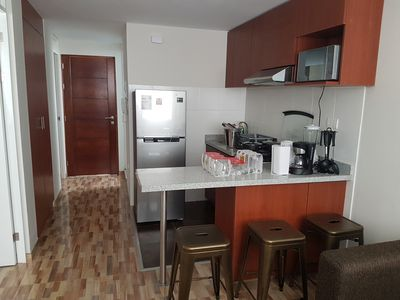 Photo for LIMA FLAT 6 2D CLOSE TO MIRAFLORES (10 MIN)