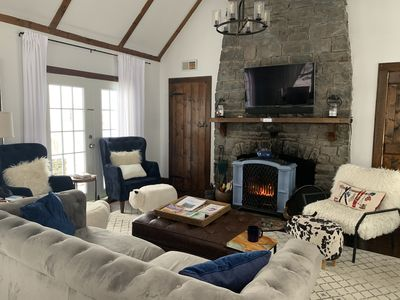 Windham/Hunter Chalet with breathtaking views