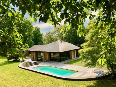 Photo for Haven of Peace 20 minutes from Brussels Airport - villa from 8 to 16 people -