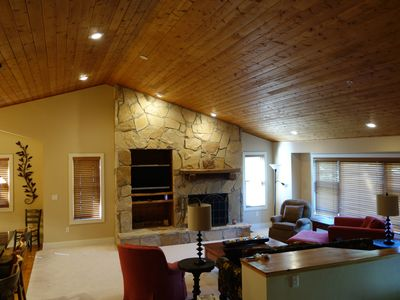 Photo for Luxury 4BR Townhome Sleeps 12. 4 Min Drive to PCMR or Deer Valley resorts 2900sf