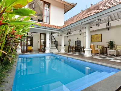 Photo for 2 Bed Villa 5 Mins to Beach, Seminyak