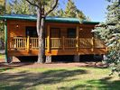 2BR Cabin Vacation Rental in Greer, Arizona