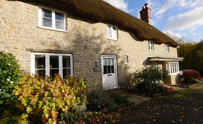 Photo for 3 Bedroom Thatched Cottage in Evershot Dorset