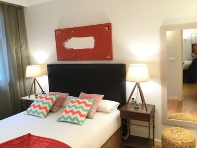 Photo for Gran Via 1.2 by Forever Rentals. Spacious 2 bedroom apartment with free wifi