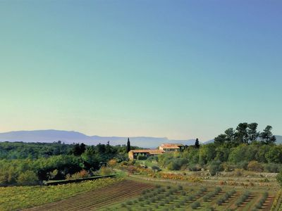 Photo for Domaine de Conillières - Gite Garrigue Pisicne very calm and full of nature