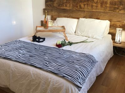 Photo for Cocooning and romantic apartment with garden